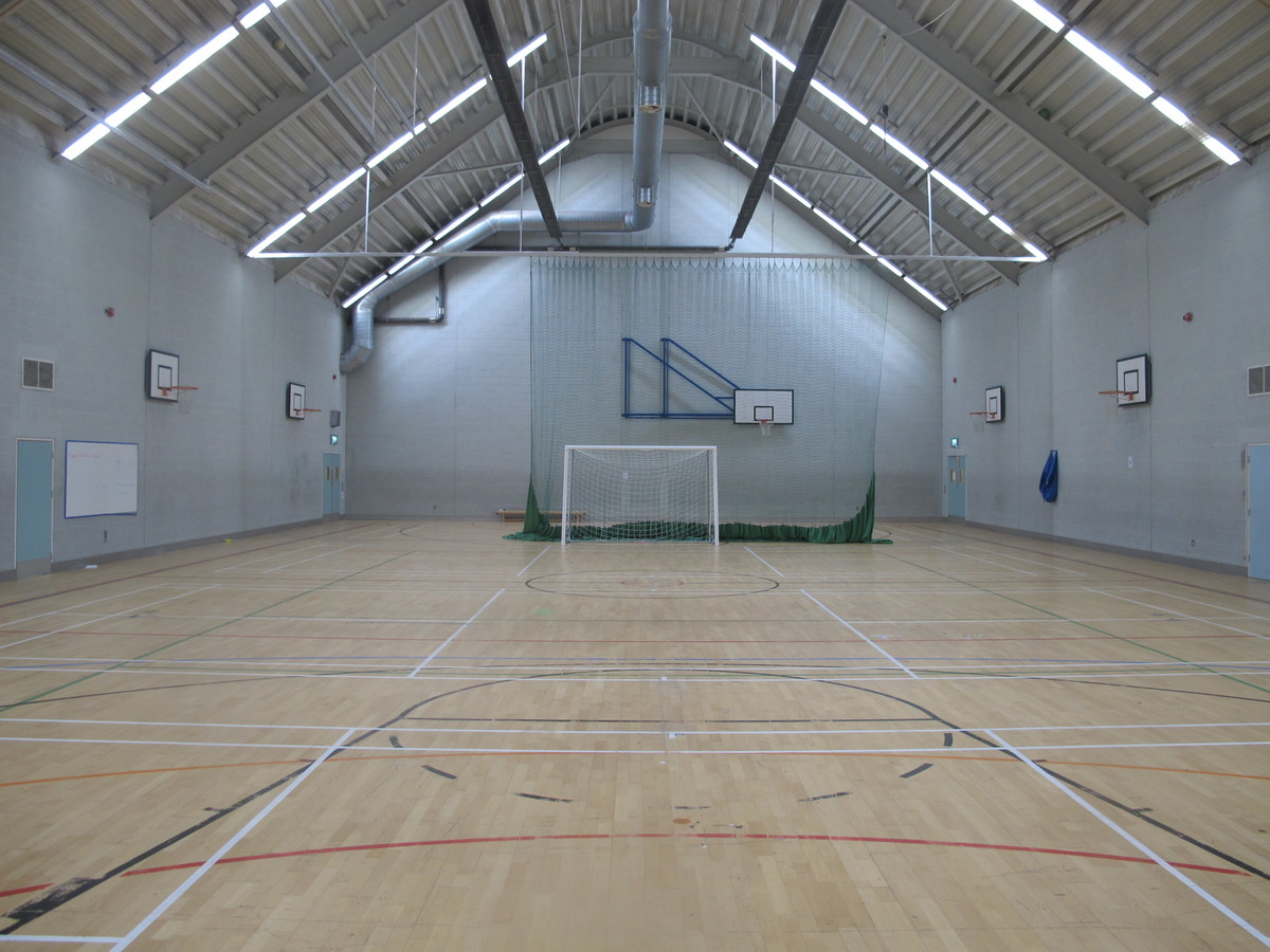 Sports Hall - Carter Community School - Poole - 1 - SchoolHire