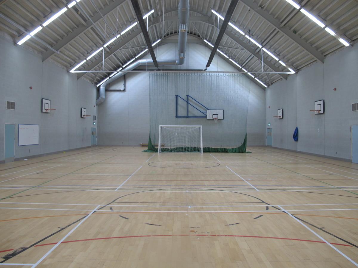 Sports Hall - Carter Community School - Poole - 1 - SchoolHire