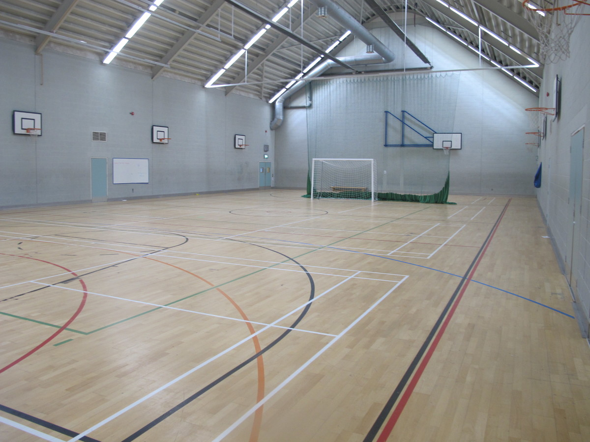 Sports Hall - Carter Community School - Poole - 3 - SchoolHire