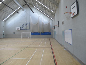 Sports Hall - Carter Community School - Poole - 4 - SchoolHire