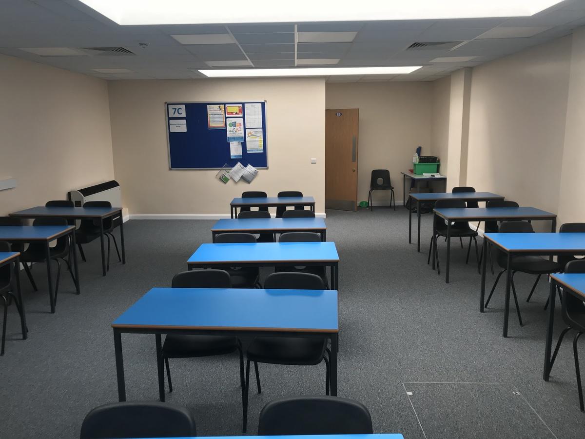 Classroom - E Block - Farringdon Community Academy - Sunderland - 2 - SchoolHire