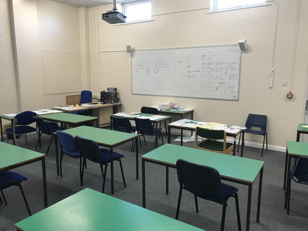 Classroom - Gym - Farringdon Community Academy - Sunderland - 1 - SchoolHire