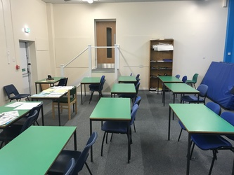 Classroom - Gym - Farringdon Community Academy - Sunderland - 2 - SchoolHire