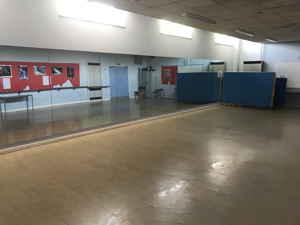 Dance Studio - Main School - Farringdon Community Academy - Sunderland - 1 - SchoolHire