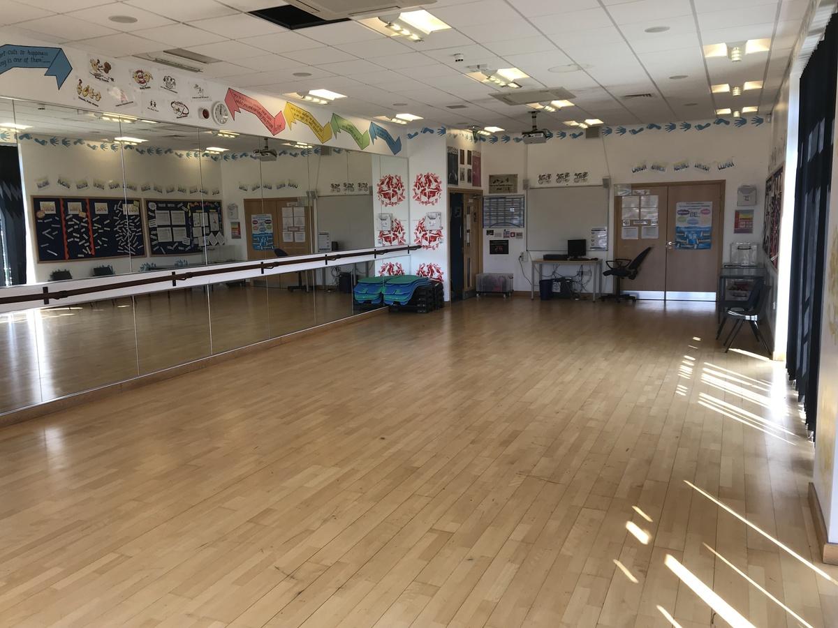 Dance Studio - Pavilion - Farringdon Community Academy - Sunderland - 1 - SchoolHire