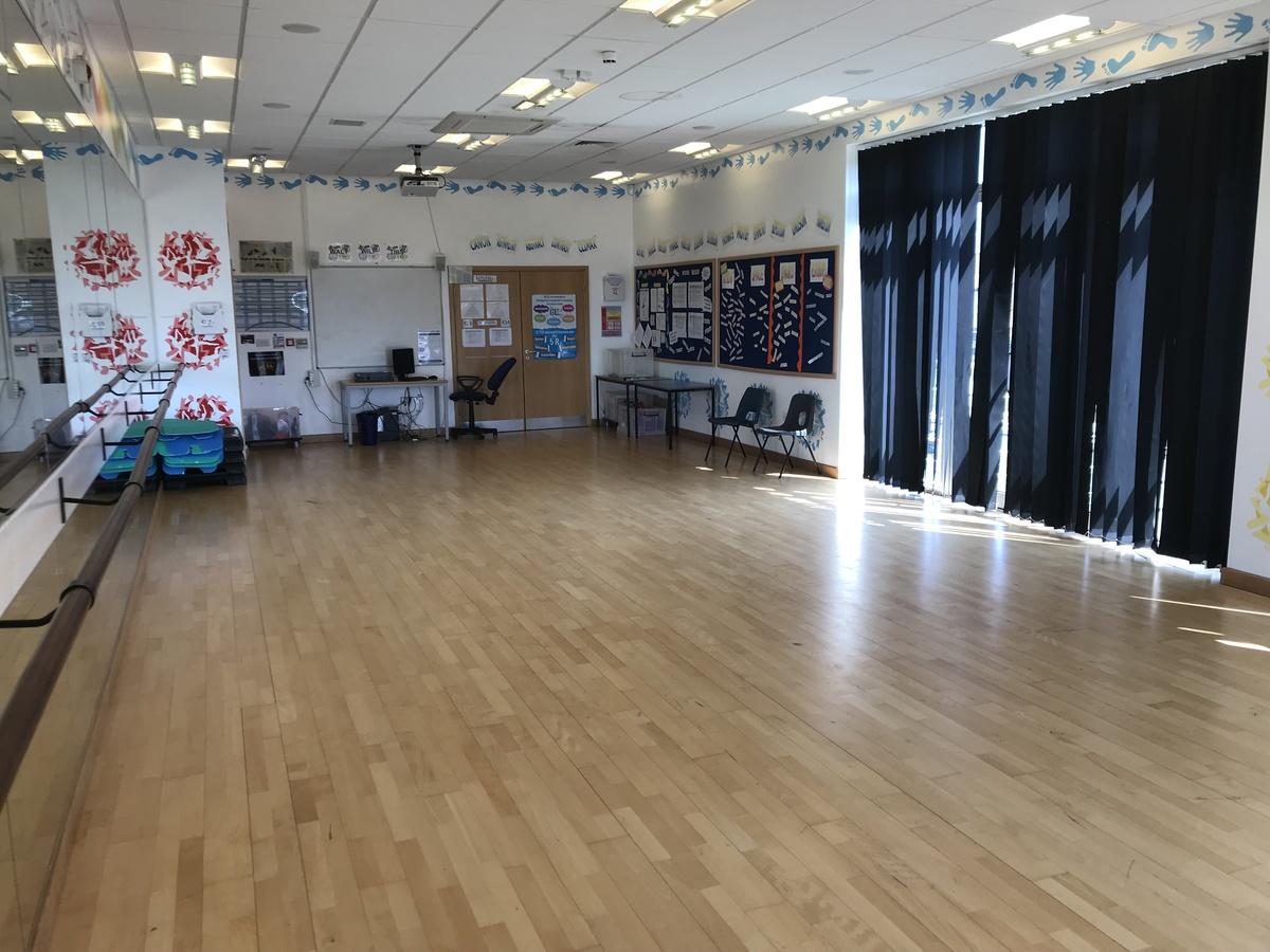 Dance Studio - Pavilion - Farringdon Community Academy - Sunderland - 2 - SchoolHire