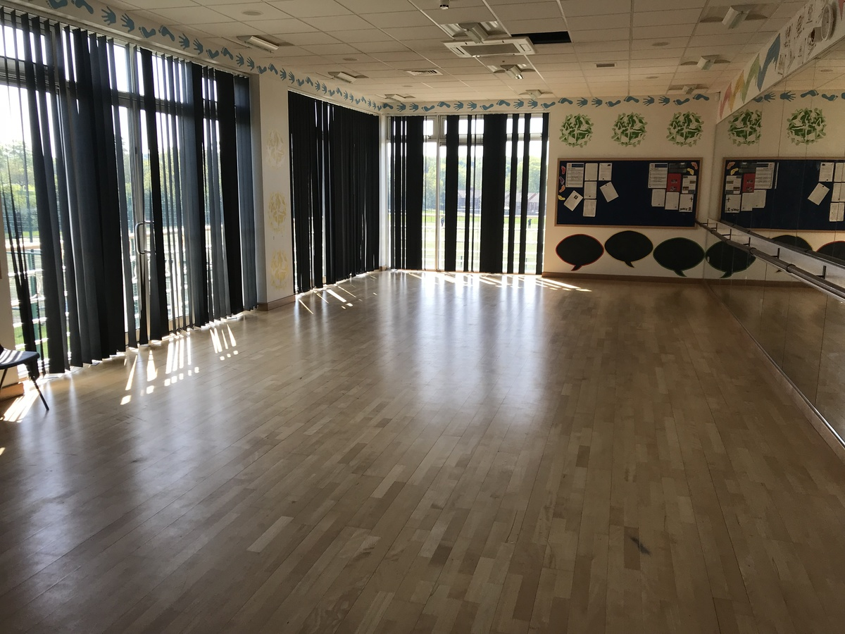 Dance Studio - Pavilion - Farringdon Community Academy - Sunderland - 3 - SchoolHire