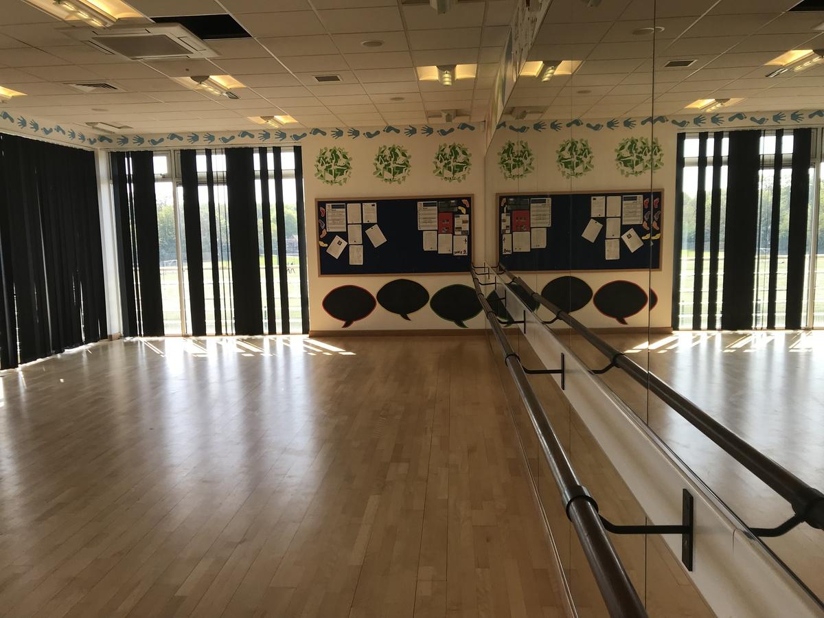 Dance Studio - Pavilion - Farringdon Community Academy - Sunderland - 4 - SchoolHire