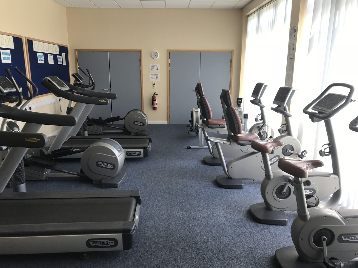 Fitness Suite At Farringdon Community Academy For Hire In