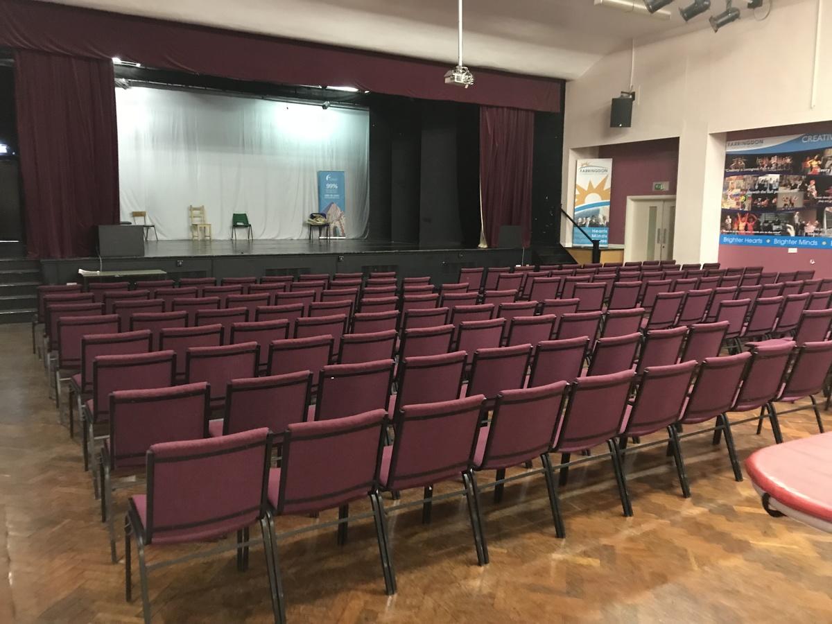 Main Hall - Farringdon Community Academy - Sunderland - 1 - SchoolHire