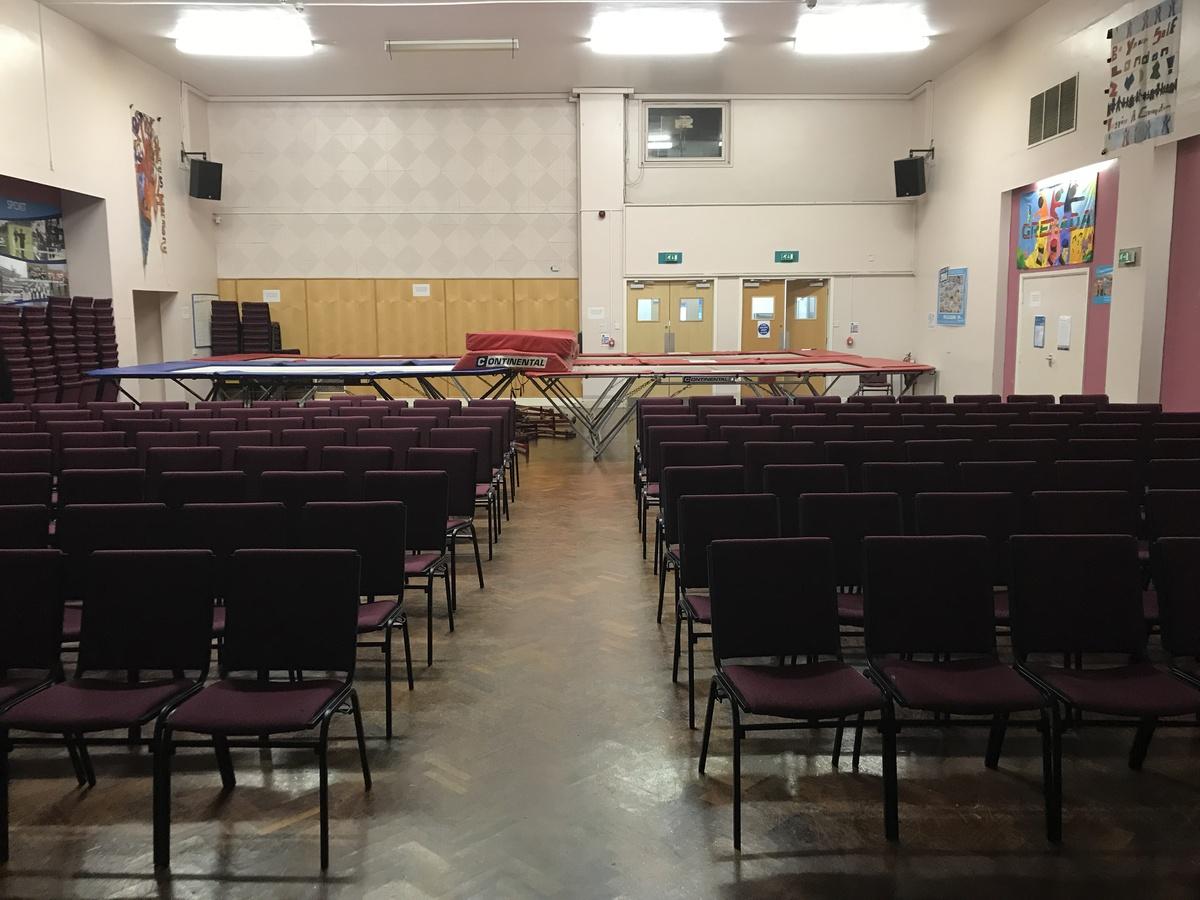 Main Hall - Farringdon Community Academy - Sunderland - 2 - SchoolHire