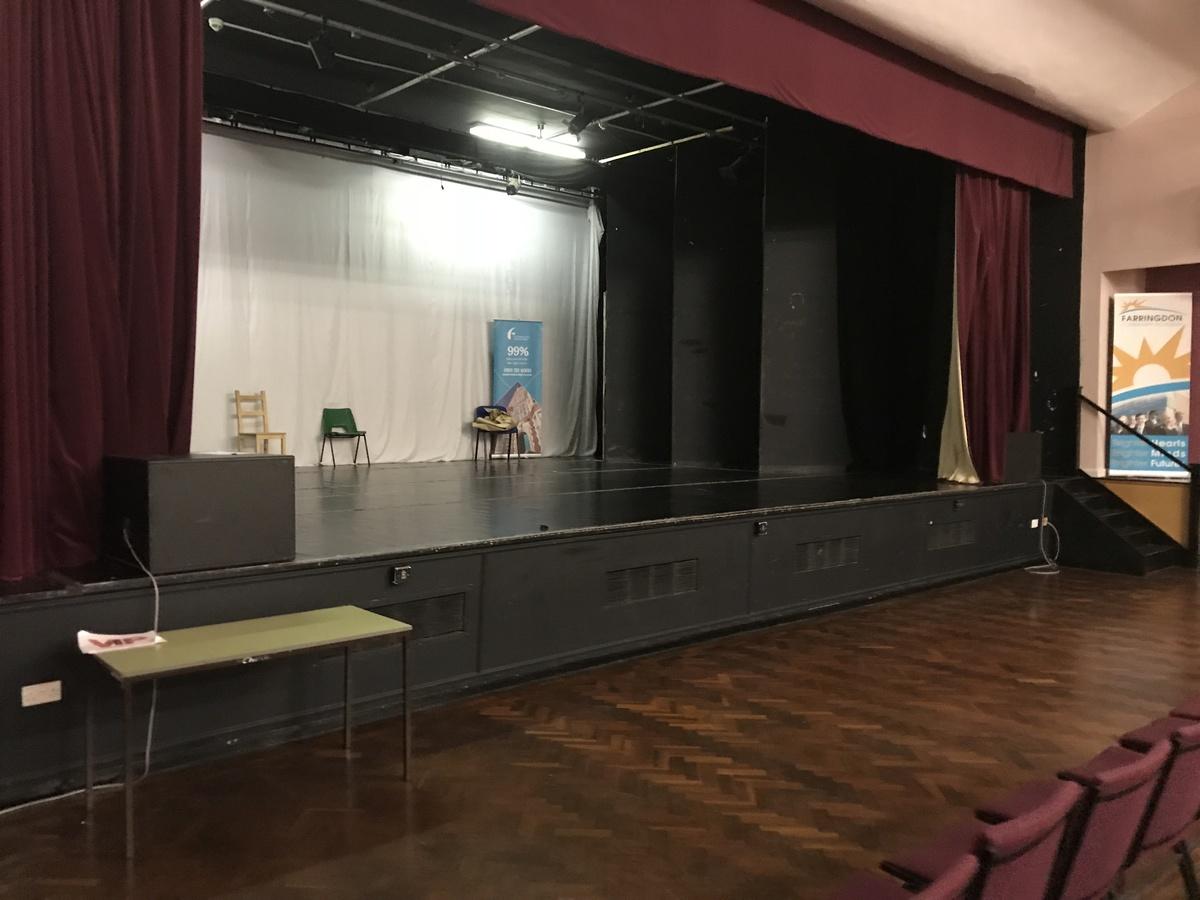 Main Hall - Farringdon Community Academy - Sunderland - 3 - SchoolHire