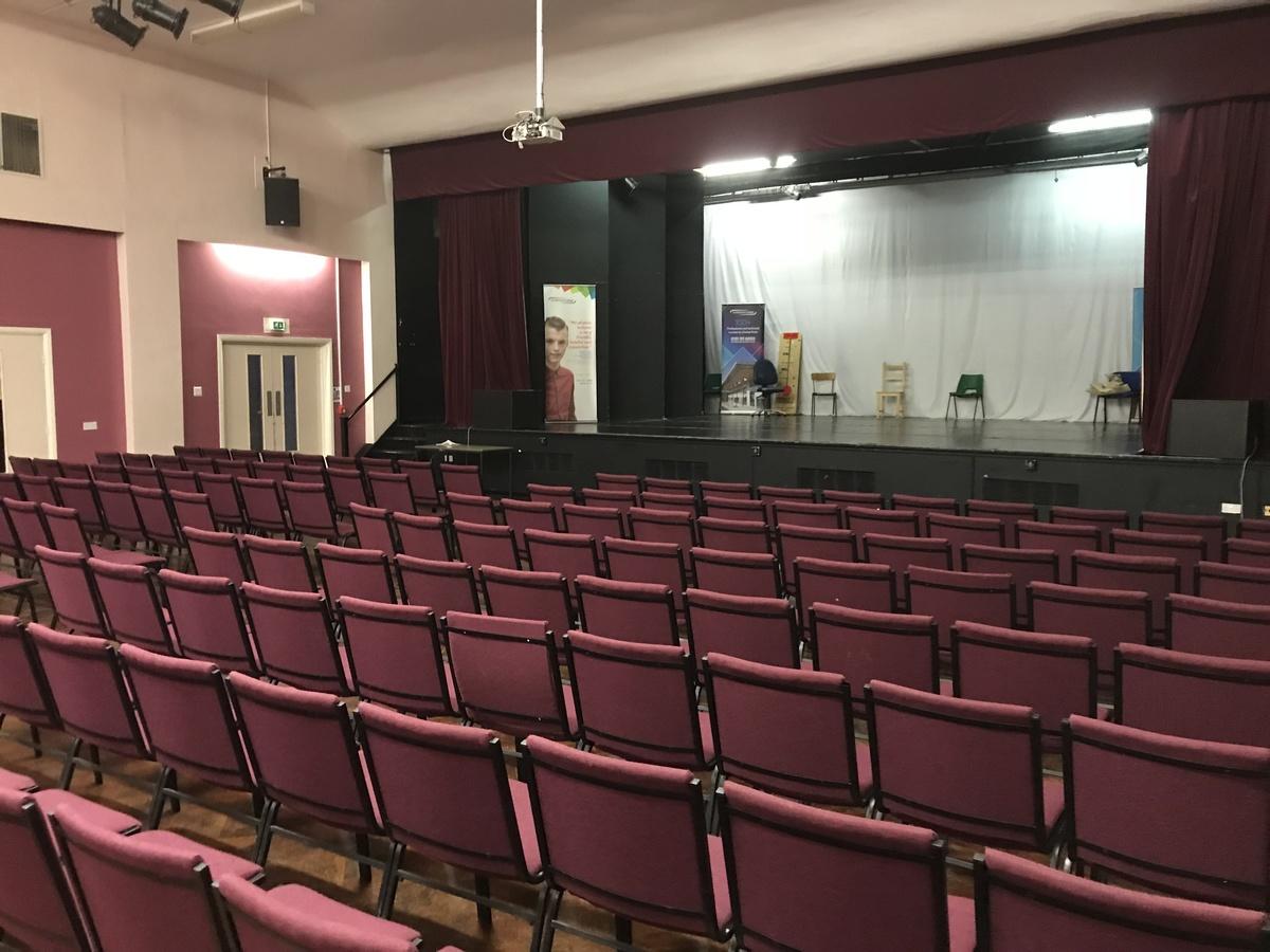 Main Hall - Farringdon Community Academy - Sunderland - 4 - SchoolHire