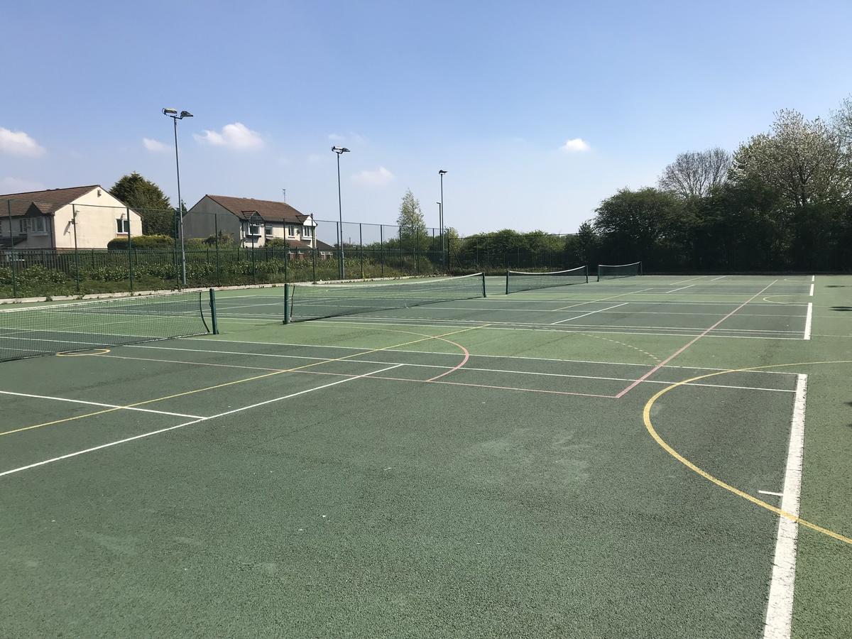 Netball / Tennis Courts - Farringdon Community Academy - Sunderland - 1 - SchoolHire
