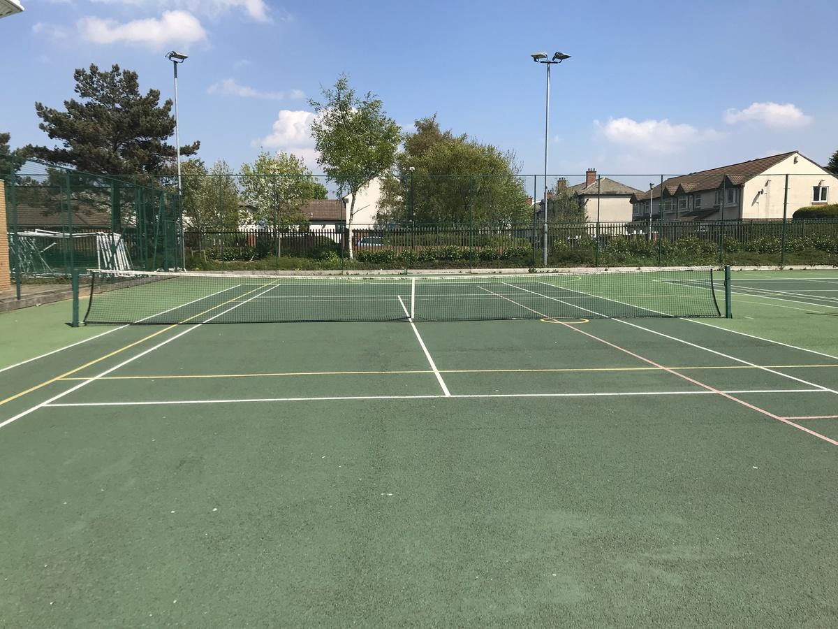 Netball / Tennis Courts - Farringdon Community Academy - Sunderland - 2 - SchoolHire
