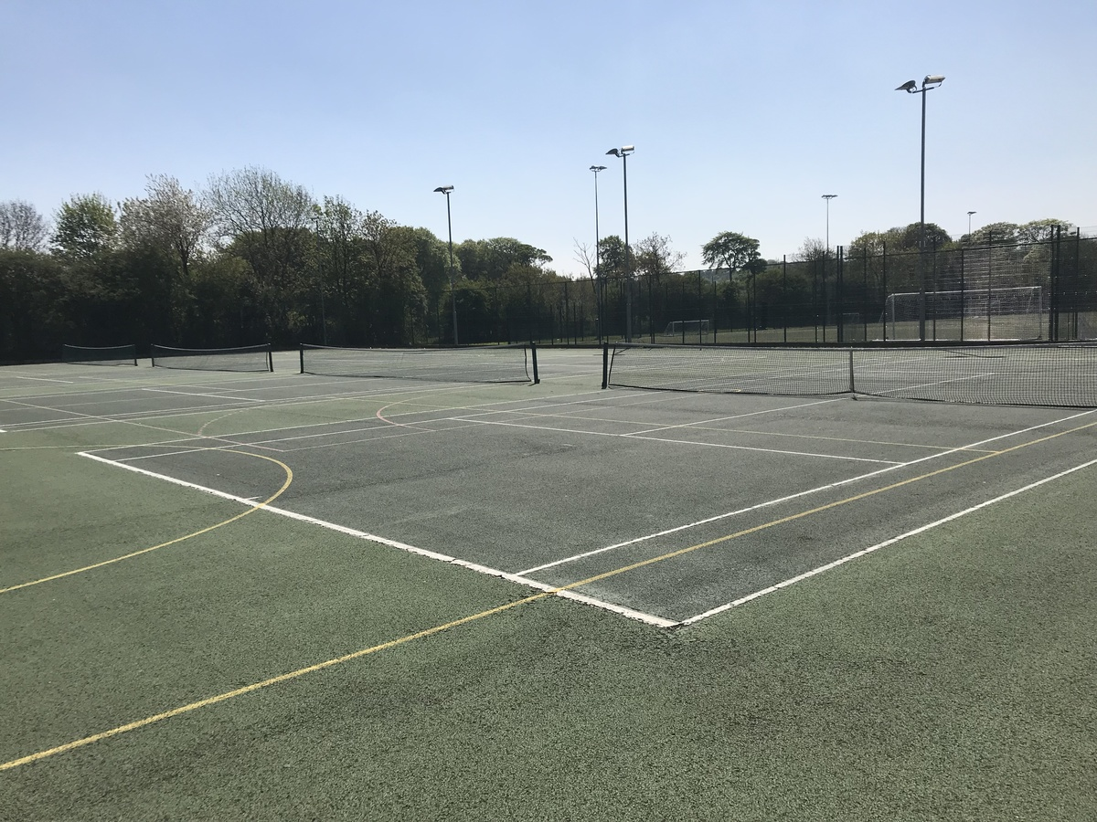 Netball / Tennis Courts - Farringdon Community Academy - Sunderland - 4 - SchoolHire