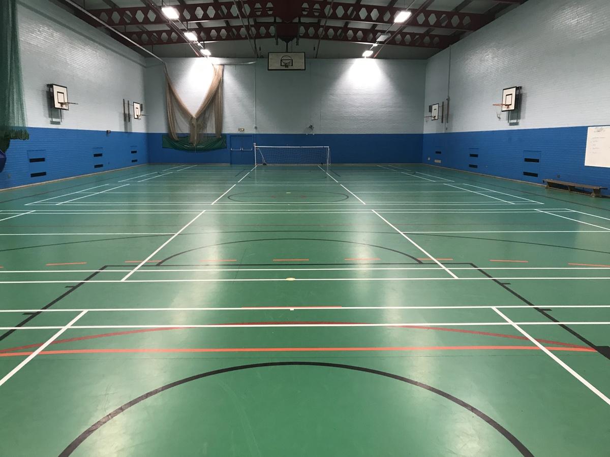 Sports Hall - Farringdon Community Academy - Sunderland - 1 - SchoolHire
