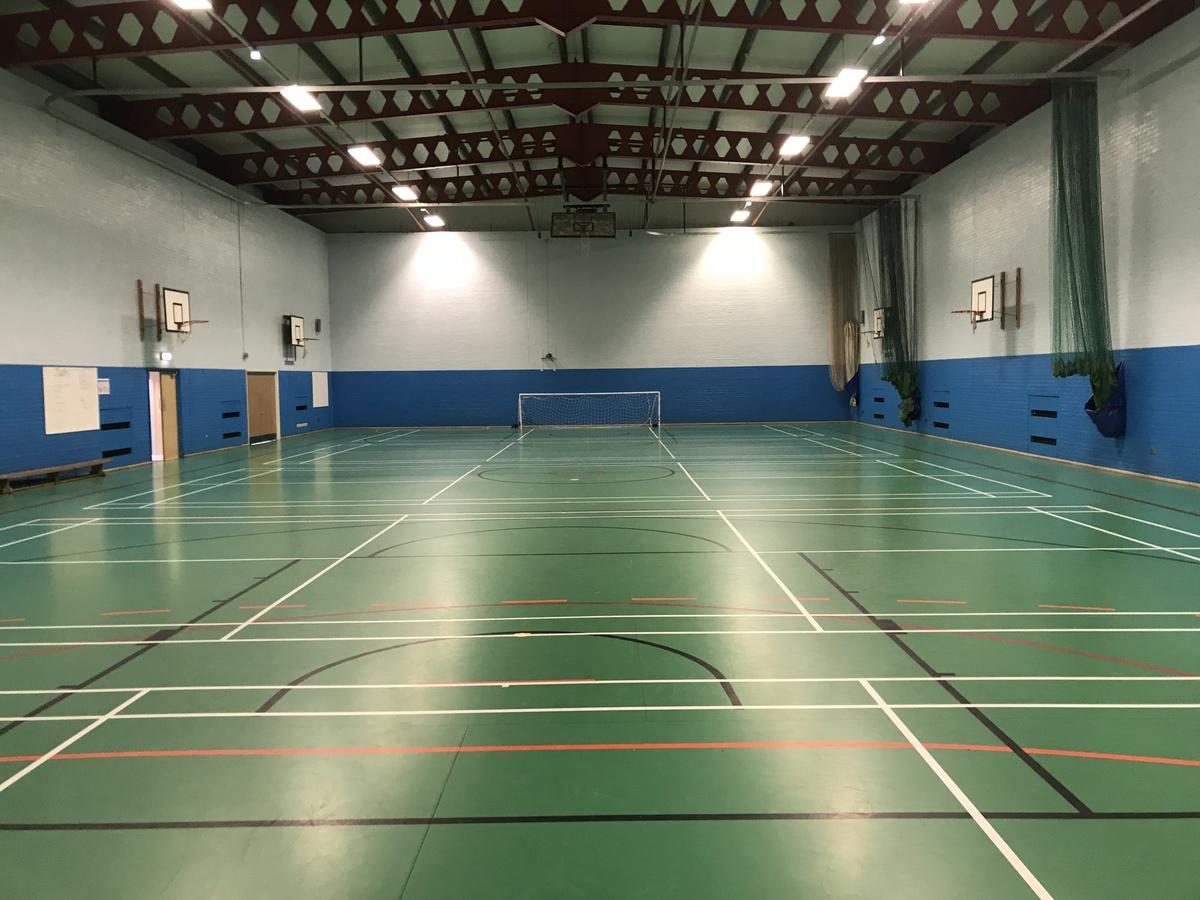 Sports Hall - Farringdon Community Academy - Sunderland - 3 - SchoolHire
