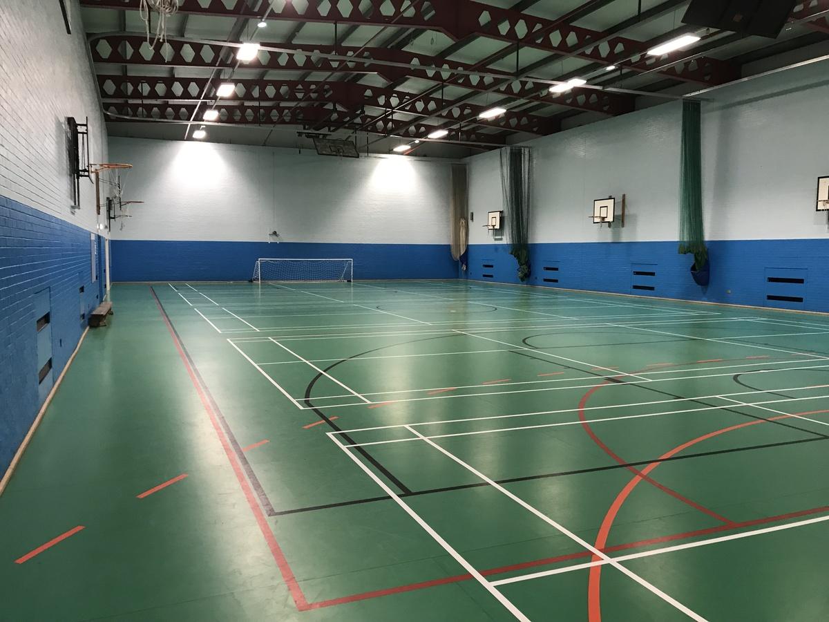 Sports Hall - Farringdon Community Academy - Sunderland - 2 - SchoolHire