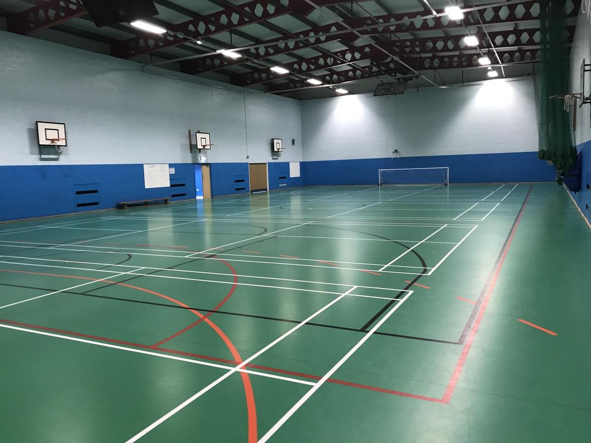 Sports Hall - Farringdon Community Academy - Sunderland - 4 - SchoolHire