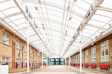 Atrium - Link - Newham Sixth Form College - Newham - 1 - SchoolHire