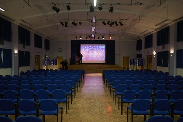 Main Hall - Newham Sixth Form College - Newham - 1 - SchoolHire