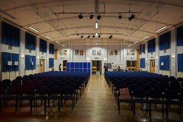 Main Hall - Newham Sixth Form College - Newham - 2 - SchoolHire