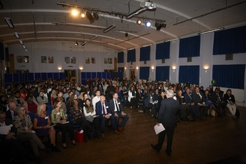 Main Hall - Newham Sixth Form College - Newham - 3 - SchoolHire