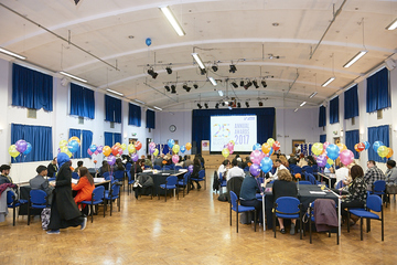 Main Hall - Newham Sixth Form College - Newham - 4 - SchoolHire