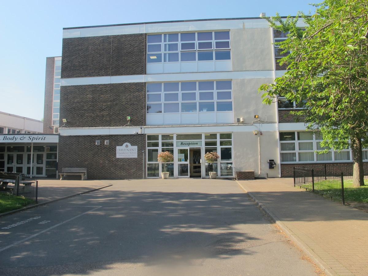 Davenant Foundation School - Essex - 1 - SchoolHire
