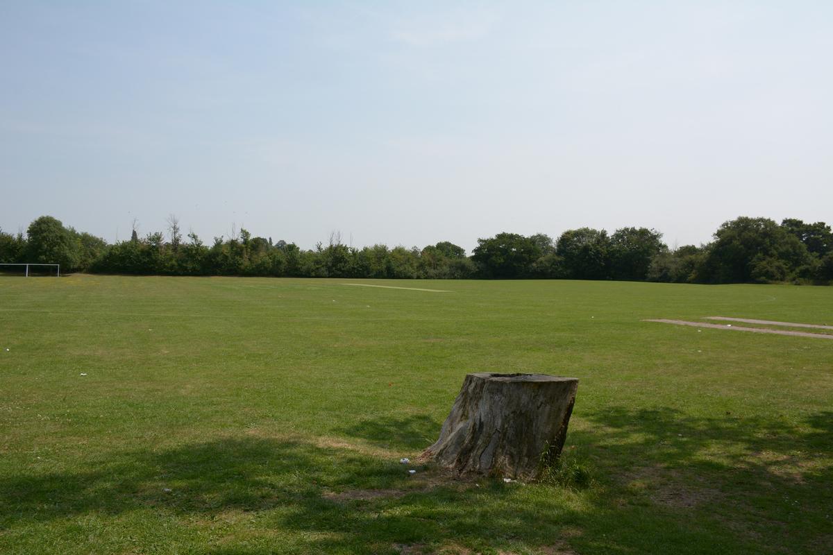 Outdoor Playing Field - Davenant Foundation School - Essex - 1 - SchoolHire