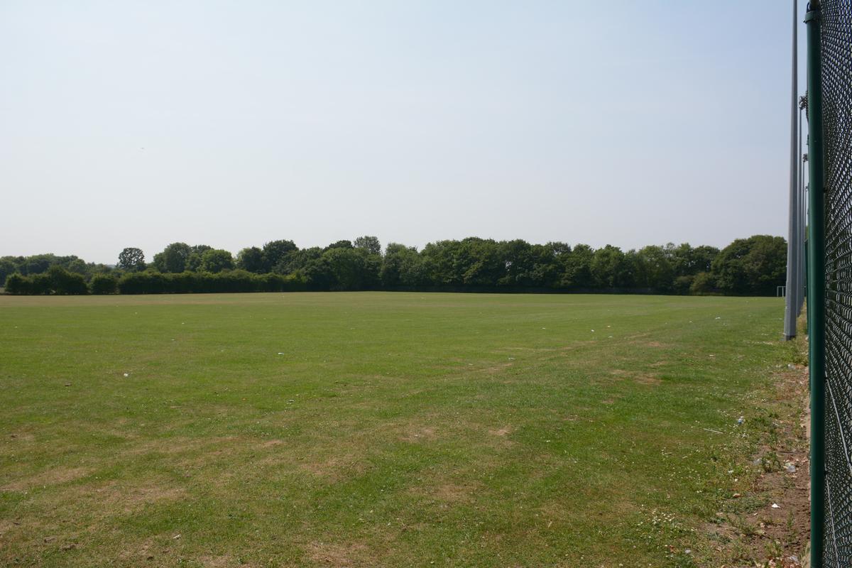 Outdoor Playing Field - Davenant Foundation School - Essex - 3 - SchoolHire