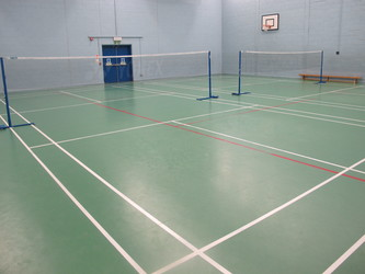 Sports Hall - Davenant Foundation School - Essex - 1 - SchoolHire