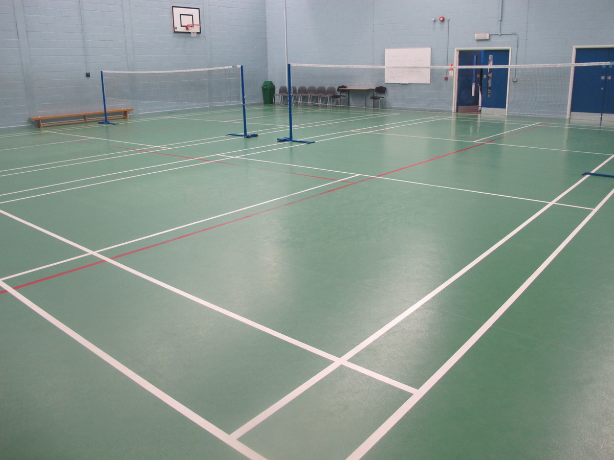 Sports Hall - Davenant Foundation School - Essex - 2 - SchoolHire