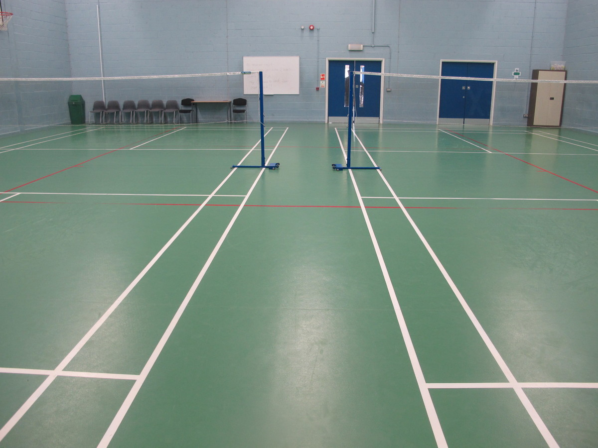 Sports Hall - Davenant Foundation School - Essex - 3 - SchoolHire