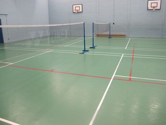 Sports Hall - Davenant Foundation School - Essex - 4 - SchoolHire