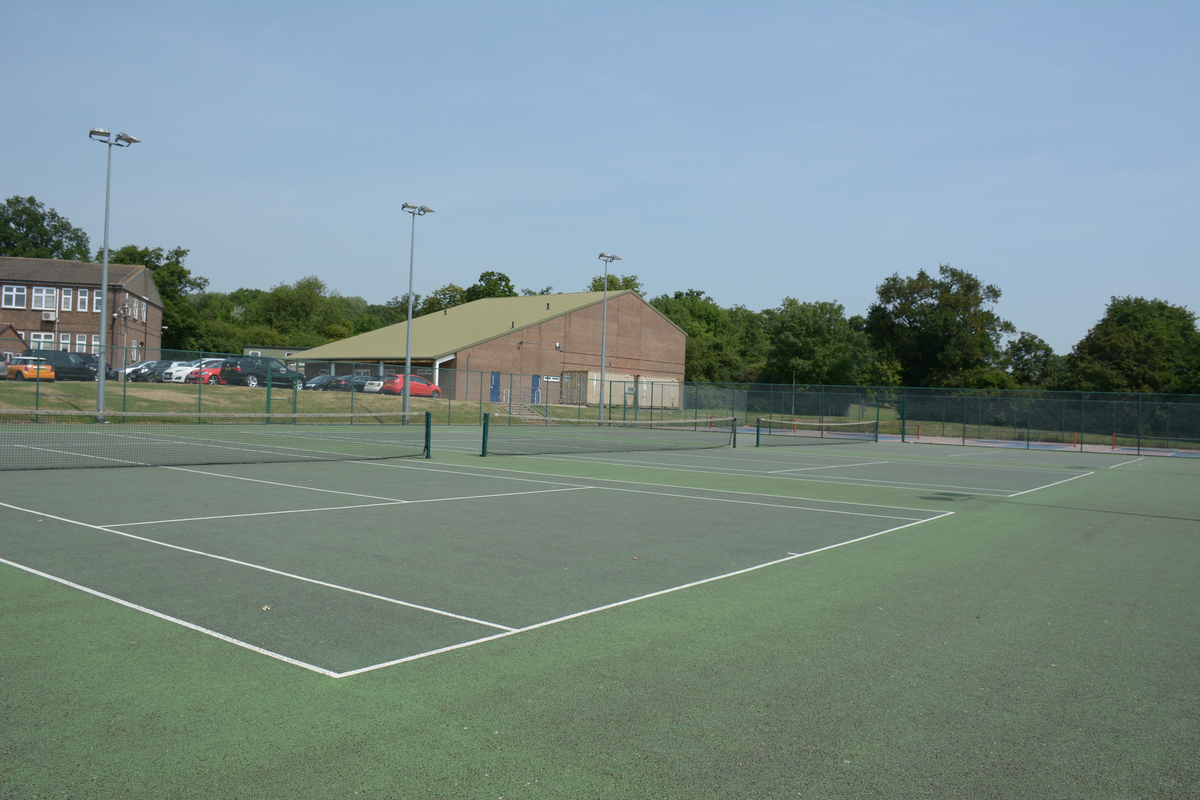 Tennis Court - Davenant Foundation School - Essex - 1 - SchoolHire
