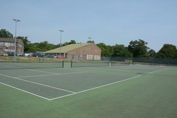 Tennis Court - Davenant Foundation School - Essex - 1 - SchoolHire
