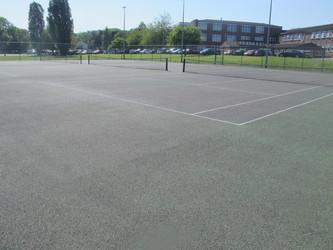 Tennis Court - Davenant Foundation School - Essex - 2 - SchoolHire