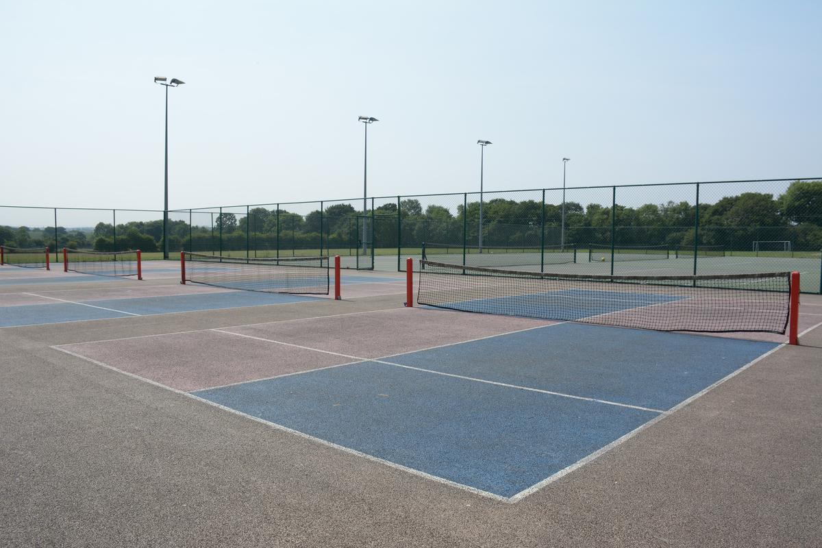Tennis Court - Davenant Foundation School - Essex - 3 - SchoolHire