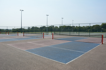 Tennis Court - Davenant Foundation School - Essex - 3 - SchoolHire