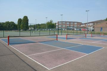 Tennis Court - Davenant Foundation School - Essex - 4 - SchoolHire