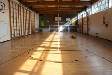 Gym - Davenant Foundation School - Essex - 2 - SchoolHire