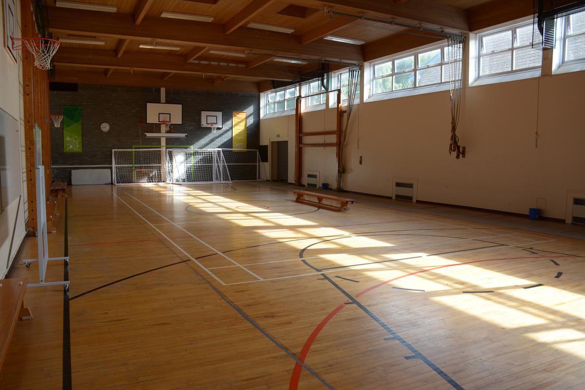 Gym - Davenant Foundation School - Essex - 3 - SchoolHire