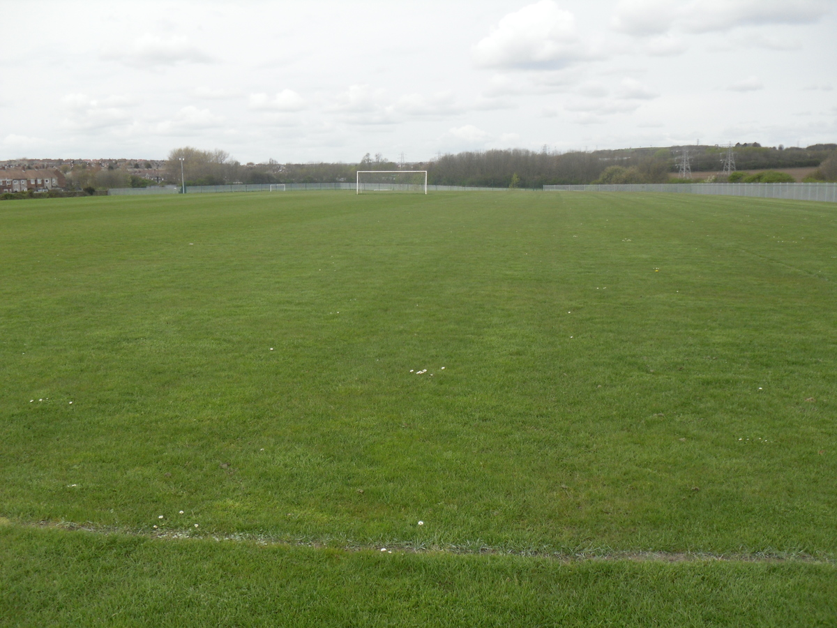 Grass Football Pitches - Red House Academy - Sunderland - 4 - SchoolHire