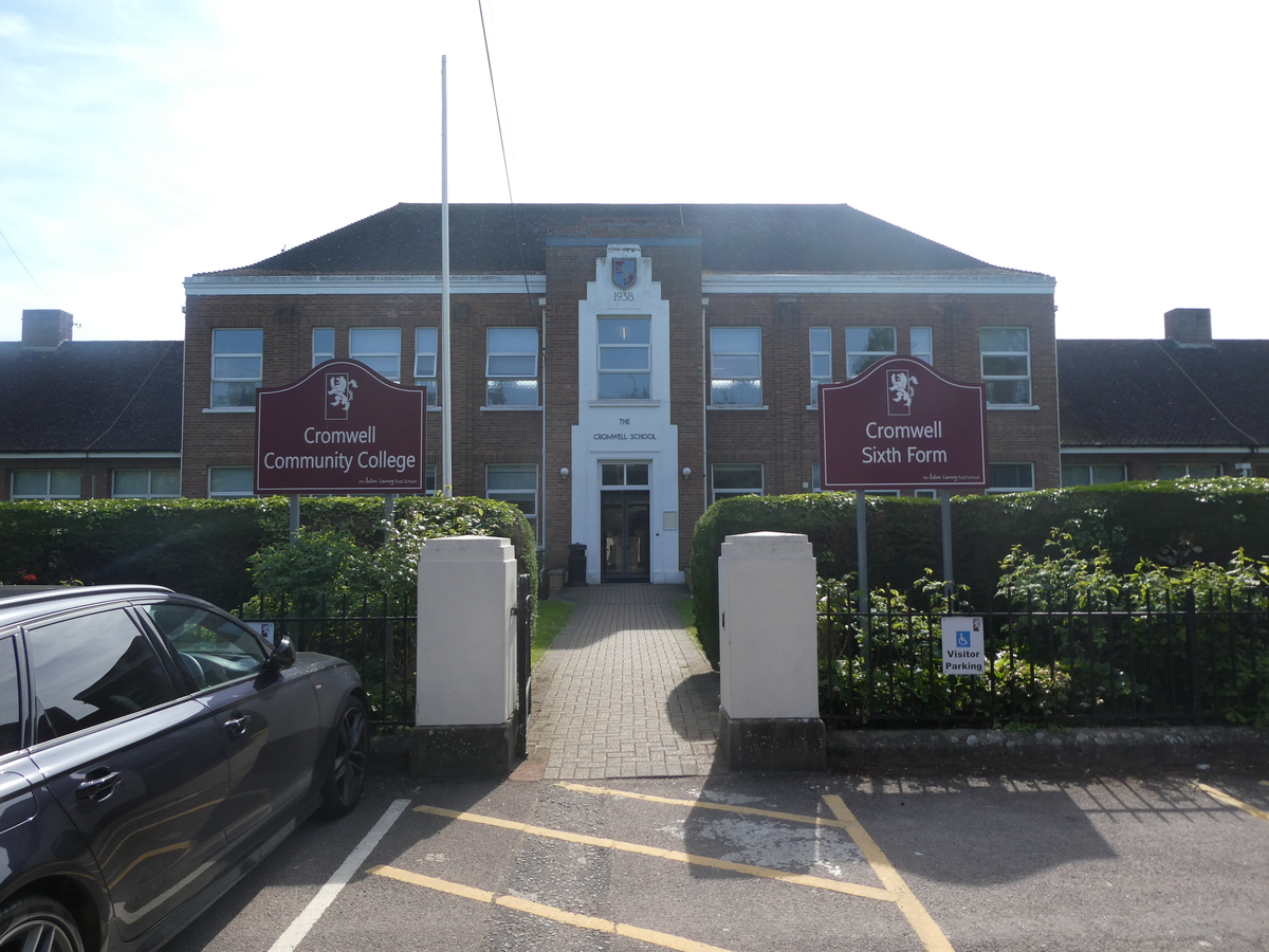 Cromwell Community College - Cambridgeshire - 1 - SchoolHire