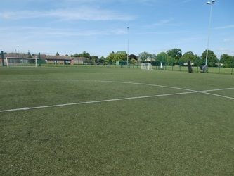 3G Football Pitch - Cromwell Community College - Cambridgeshire - 1 - SchoolHire