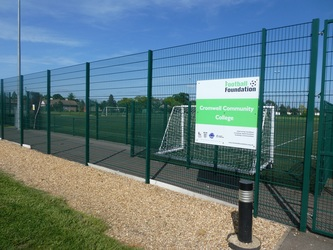 3G Football Pitch - Cromwell Community College - Cambridgeshire - 3 - SchoolHire