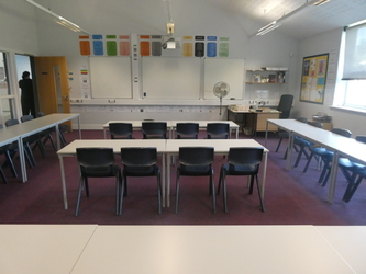 Classrooms - Standard - Cromwell Community College - Cambridgeshire - 2 - SchoolHire