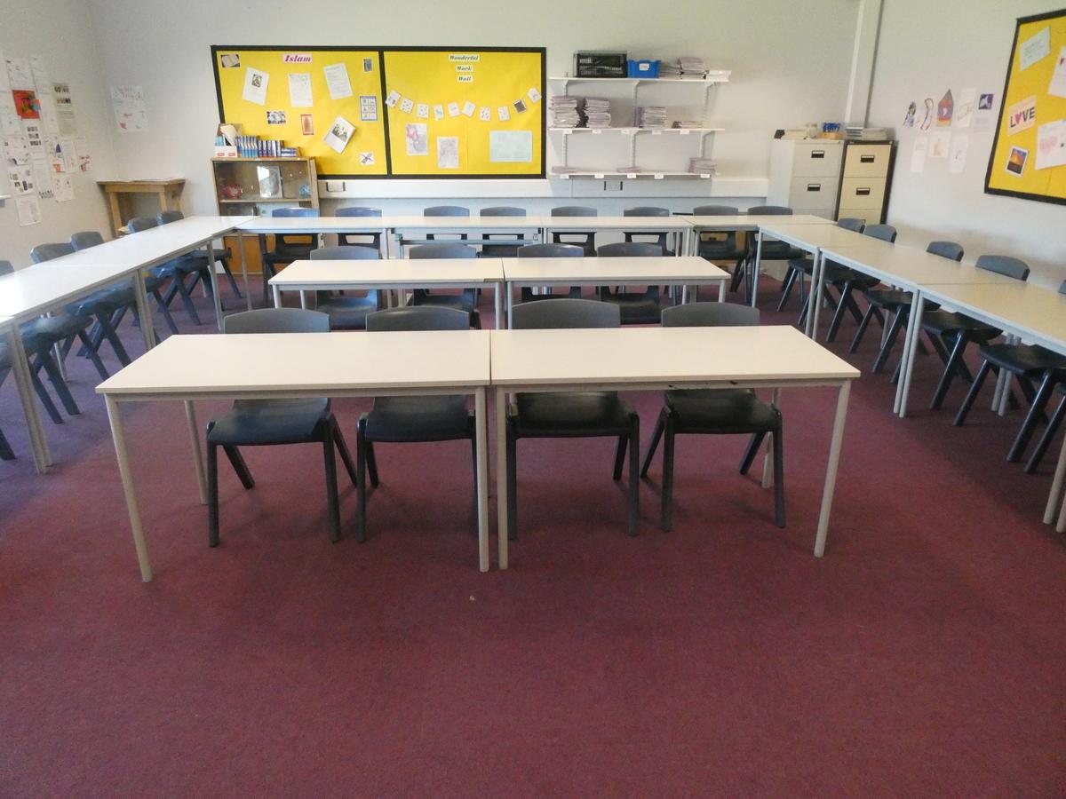 Classrooms - Standard - Cromwell Community College - Cambridgeshire - 3 - SchoolHire